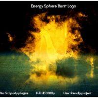 VIDEOHIVE ENERGY SPHERE BURST LOGO