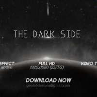 VIDEOHIVE THE DARK SIDE TITLES 23309381