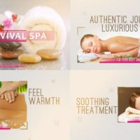VIDEOHIVE LUXURY SPA SHOWCASE