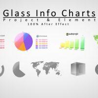 VIDEOHIVE GLASS INFO CHARTS
