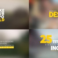 VIDEOHIVE TITLES COLLECTION