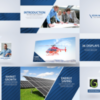 VIDEOHIVE WAVE – CORPORATE VIDEO PACKAGE