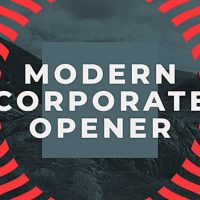 VIDEOHIVE MODERN CORPORATE OPENER