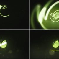 VIDEOHIVE OUTLINE TUNNEL LOGO