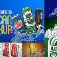 3D ALUMINIUM POP TOP SODA DRINK CAN 2.0 – AFTER EFFECTS PROJECT (VIDEOHIVE)