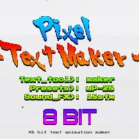 VIDEOHIVE ARCADE TEXT MAKER 8BIT GLITCH TITLES FOR PREMIERE PRO | MOGRT