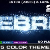VIDEOHIVE DEBRIS 237088 – AFTER EFFECTS TEMPLATE