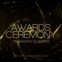 VIDEOHIVE AWARDS CEREMONY PACK