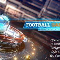VIDEOHIVE FOOTBALL GAME OPENER
