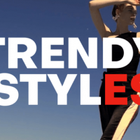 VIDEOHIVE FASHION OPENER | BOLD TYPOGRAPHY
