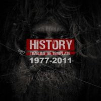 VIDEOHIVE HISTORY TIMELINE SLIDESHOW