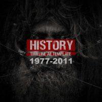 VIDEOHIVE HISTORY TIMELINE SLIDESHOW