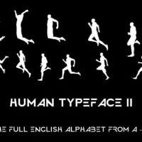 VIDEOHIVE HUMAN TYPEFACE II