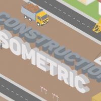 VIDEOHIVE CONSTRUCTION ISOMETRIC