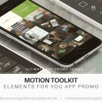 VIDEOHIVE ULTIMATE APP PROMO TOOLKIT