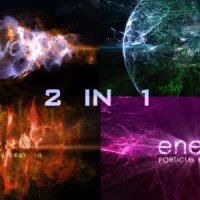 VIDEOHIVE PARTICLE EFFECT 10 (ENERGY)