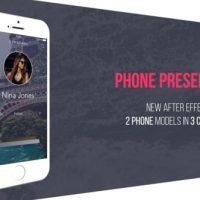 VIDEOHIVE PHONE PRESENTATION KIT