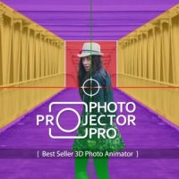 PHOTO PROJECTOR PRO – PROFESSIONAL PHOTO ANIMATOR – VIDEOHIVE