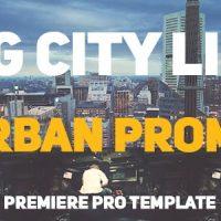 VIDEOHIVE BIG CITY LIFE // URBAN PROMO – PREMIERE PRO