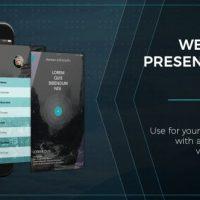VIDEOHIVE WEB / APP PRESENTATION – PHONE