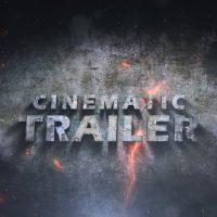 VIDEOHIVE CINEMATIC TRAILER 23181732