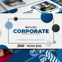 VIDEOHIVE SIMPLE CORPORATE PRESENTATION 23405197