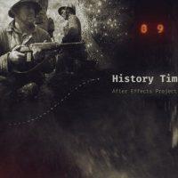 VIDEOHIVE HISTORY TIMELINE III