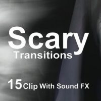 VIDEOHIVE SCARY TRANSITIONS – MOTION GRAPHICS