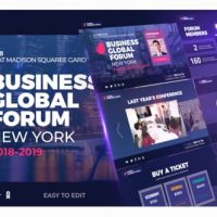 VIDEOHIVE EVENT PROMO BUSINESS PRESENTATION