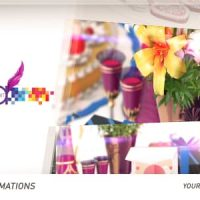 VIDEOHIVE POSTCARDS LOGO PACK