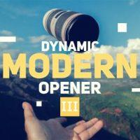 VIDEOHIVE DYNAMIC MODERN OPENER III