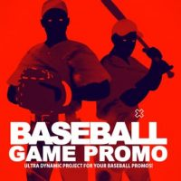 VIDEOHIVE BASEBALL GAME PROMO