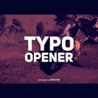 VIDEOHIVE DYNAMIC TYPO OPENER 19479734