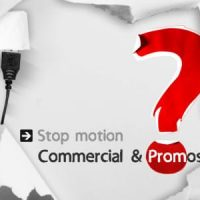 VIDEOHIVE STOP MOTION COMMERCIAL & PROMOS
