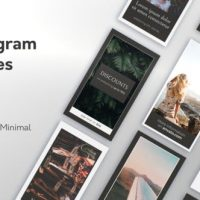 VIDEOHIVE MINIMAL INSTAGRAM STORIES