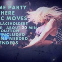 VIDEOHIVE PROJECT – PARTY ANIMALS