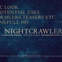 VIDEOHIVE NIGHTCRAWLER