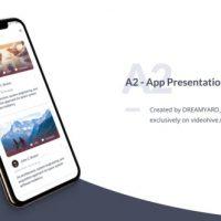 VIDEOHIVE A2 – APP PROMO