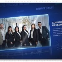 VIDEOHIVE CORPORATE BUSINESS 3D PRESENTATION