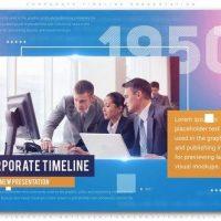 VIDEOHIVE CORPORATE TIMELINE PRESENTATION 23274688