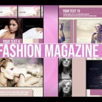 VIDEOHIVE FASHION MAGAZINE (DYNAMIC SLIDESHOW)