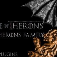 VIDEOHIVE GAME OF MEDIEVAL THRONES LOGO, TITLE REVEAL