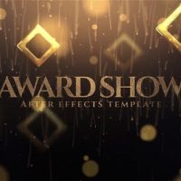 VIDEOHIVE GOLDEN AWARD SHOW