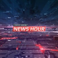 VIDEOHIVE NEWS HOUR OPENER