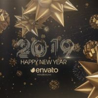 VIDEOHIVE NEW YEAR 2019