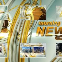 VIDEOHIVE MORNING NEWS INTRO