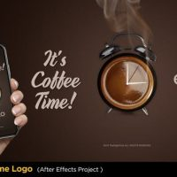 VIDEOHIVE IT'S COFFEE TIME – LOGO