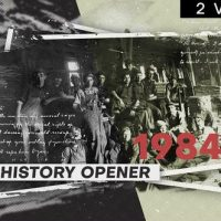 VIDEOHIVE HISTORY OPENER