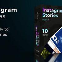 VIDEOHIVE INSTAGRAM STORIES PACK V1