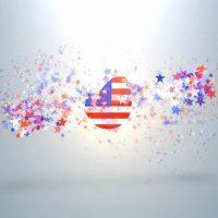VIDEOHIVE USA PTRIOTIC LOGO